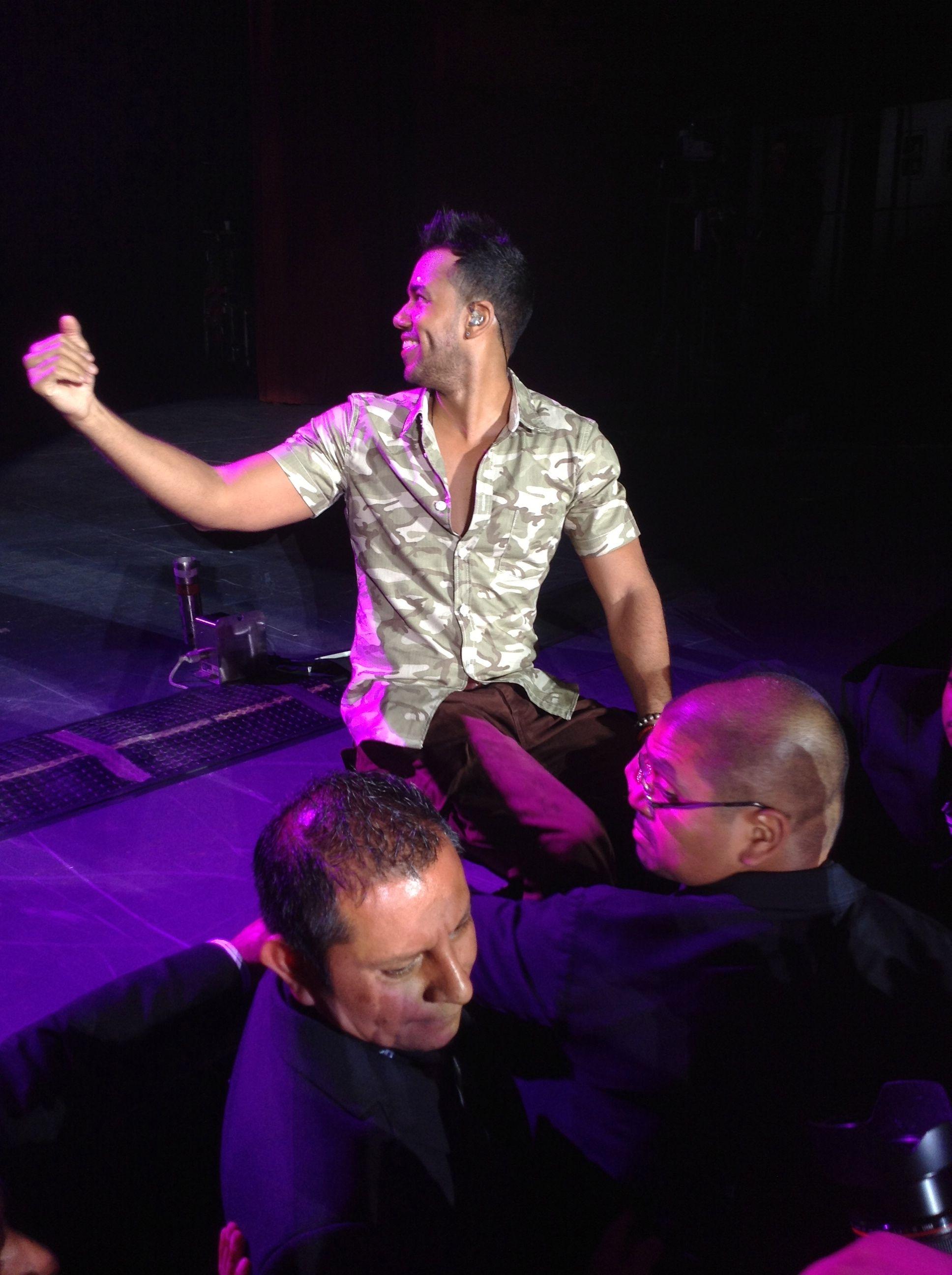 Romeo Santos 2º Auditorio Nacional - Westwood Entertainment / Uri Cordero © 2013