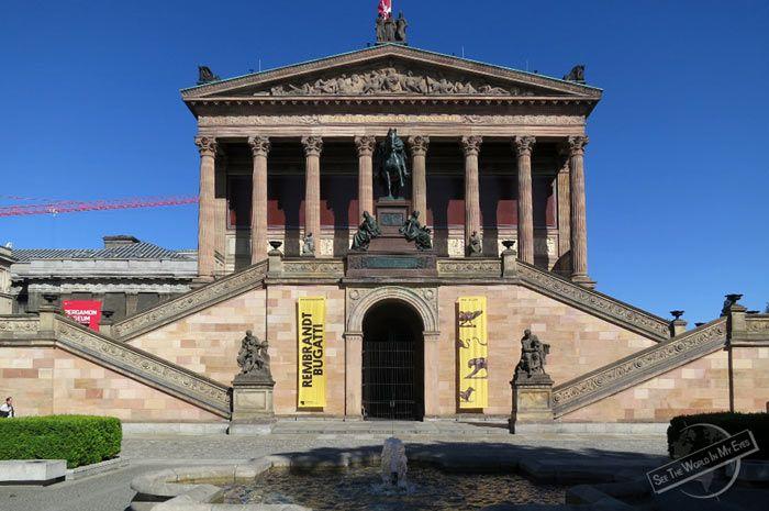 Museumsinsel The Museum Island Of Berlin Seetheworldinmyeyes Museum Island Unesco World Heritage Site World Heritage Sites