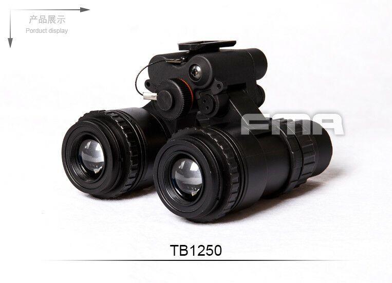 FMA PVS-15 1:1 Real Metal Version Dummy Black PVS15 TB1250 wilcox mich aor1
