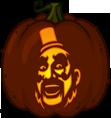 Pumpkin Carving Patterns And Stencils Zombie Pumpkins Captain