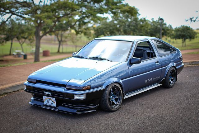 You Will Be Seeing More Of This Very Soon Ae86 Toyota Japanese Sports Cars