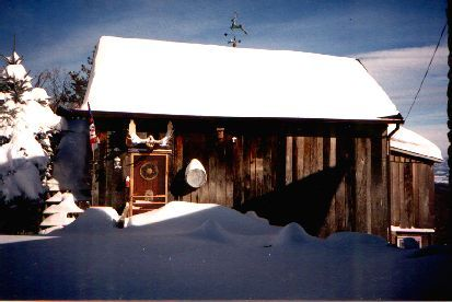 The Barn At Elbow Landing Cabin Rental   Luray, Virginia Cabin Rental From  MountainLodging™