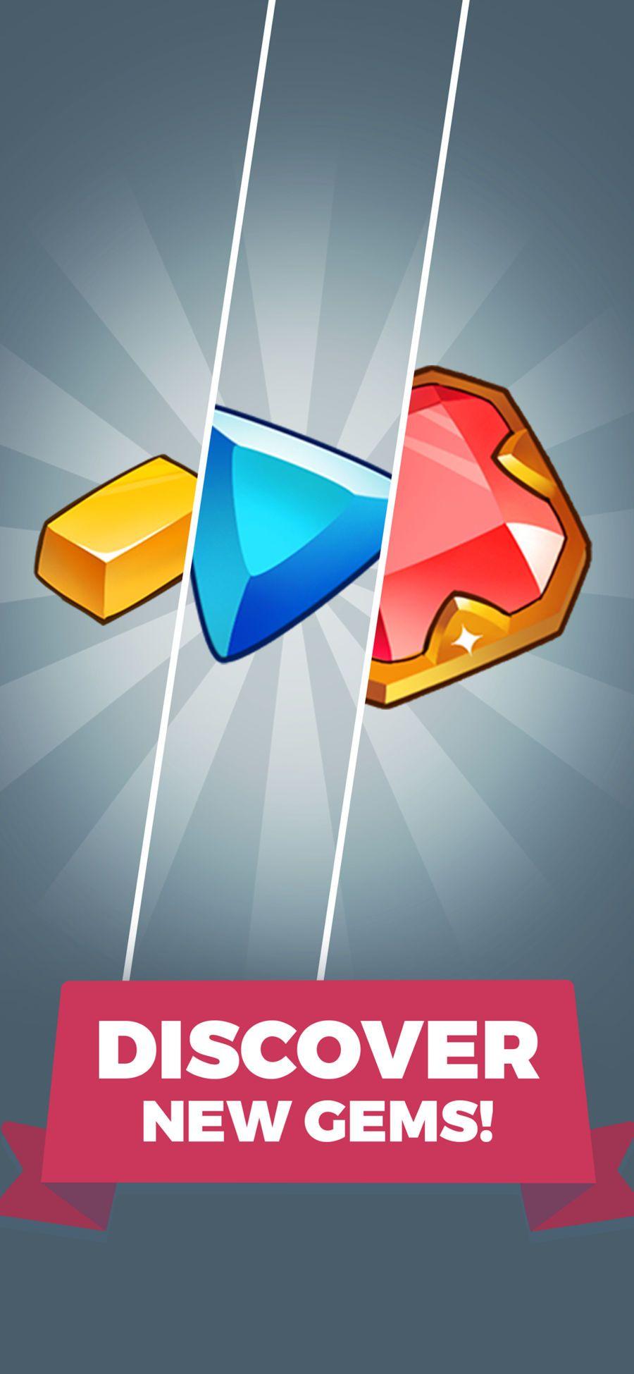 Merge gems puzzlesimulationappsios with images