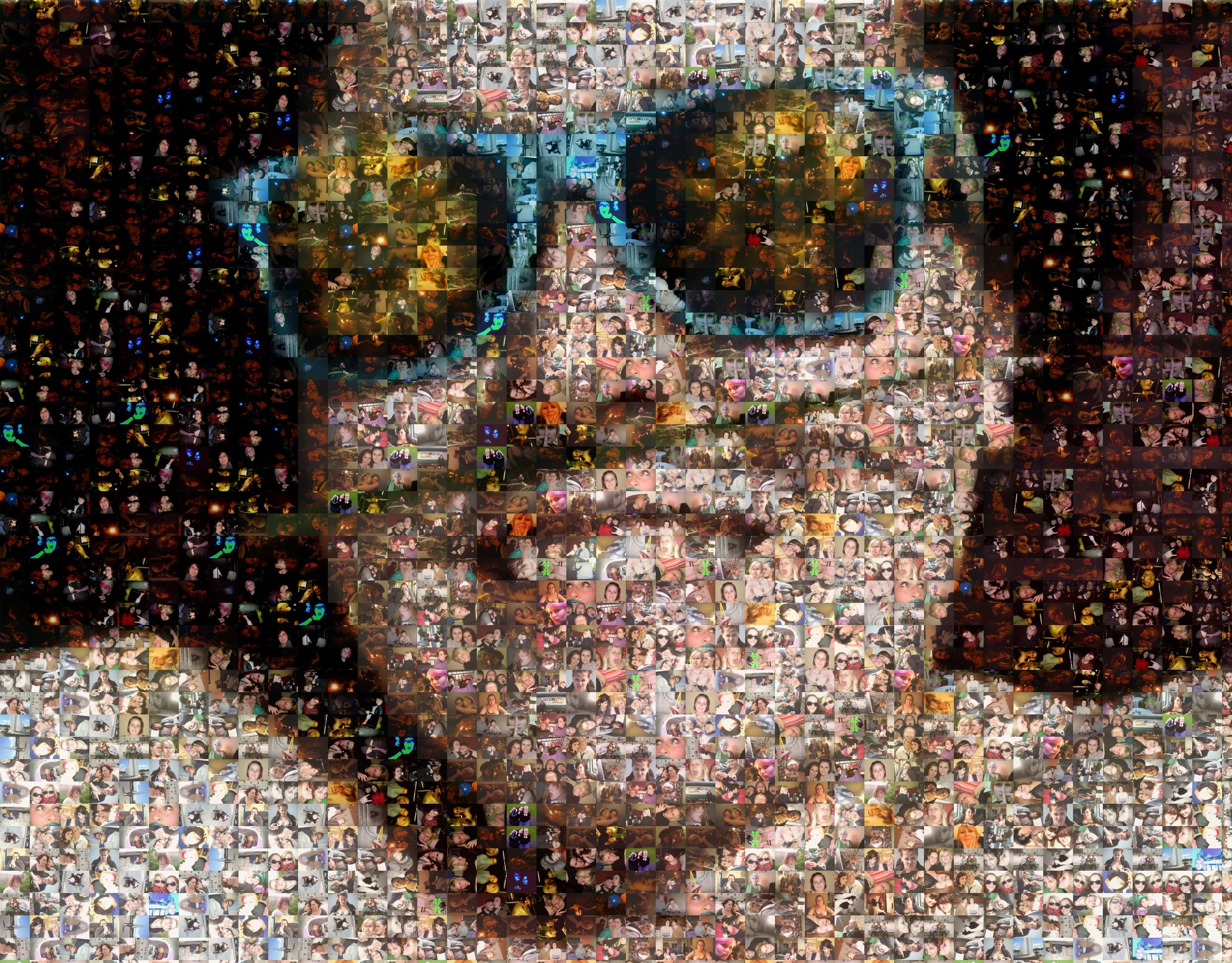 How to Create Mosaic Effect in Adobe Photoshop