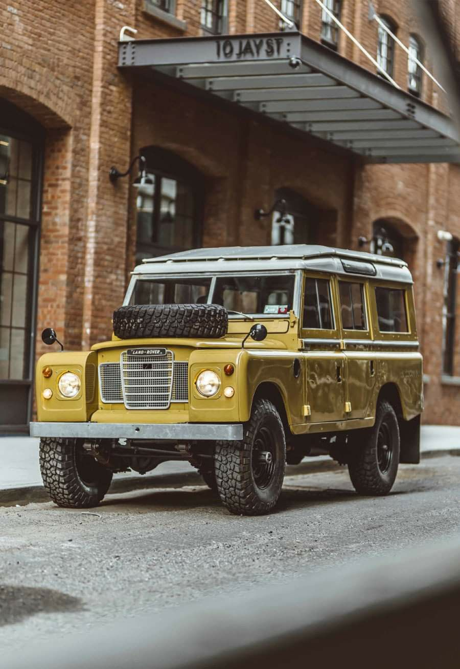 Pin by nelo on land rovers in 2020 Land rover series