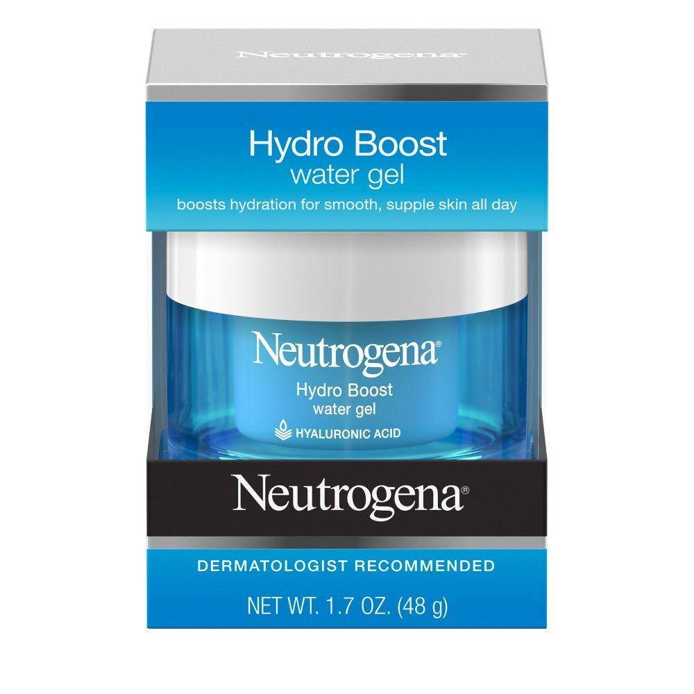 14dc7fb15f9 Neutrogena Hydro Boost Hydrating Water Gel Face Moisturizer - 1.7 fl ...