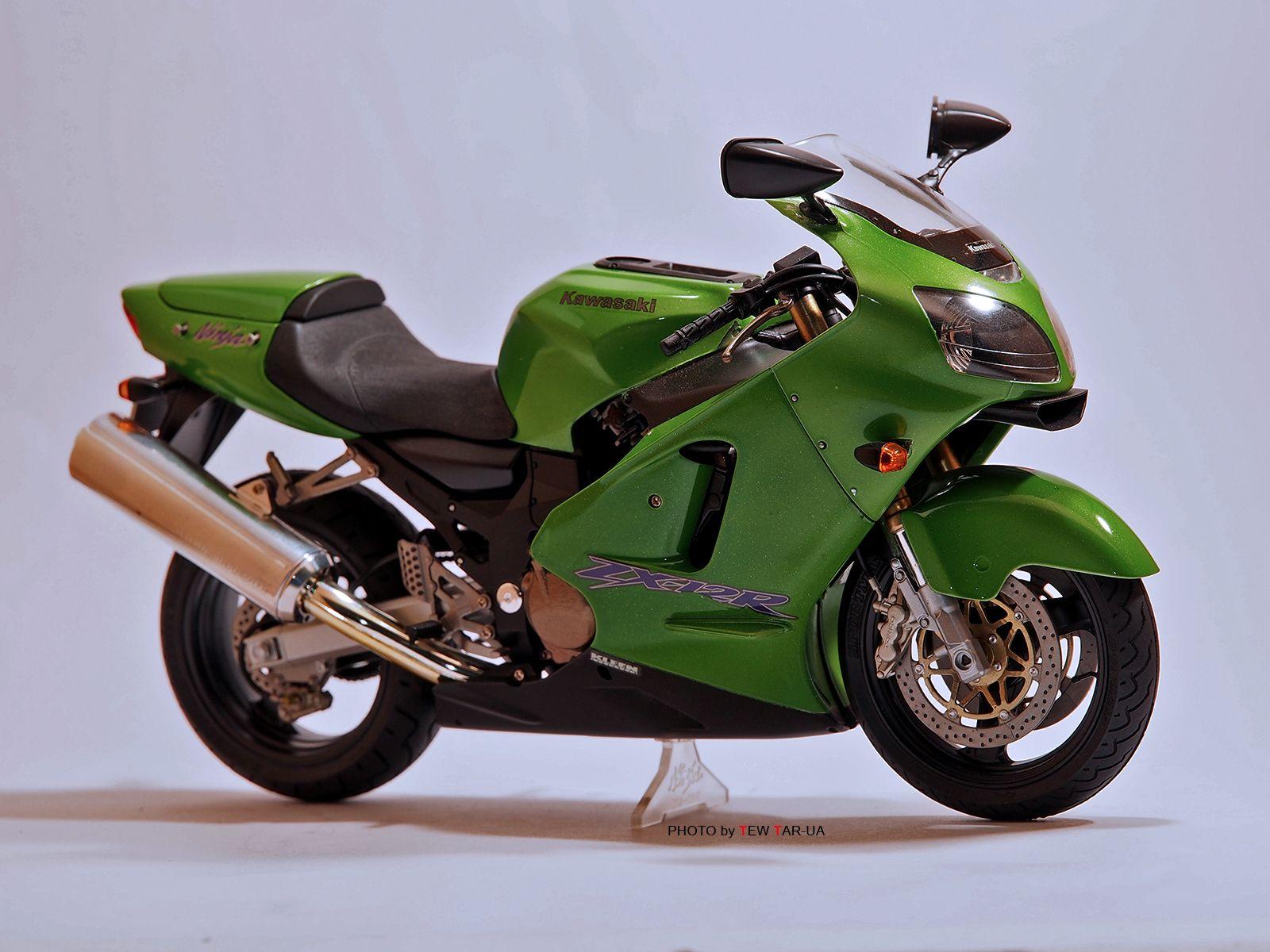 1999 Kawasaki ZX-12R
