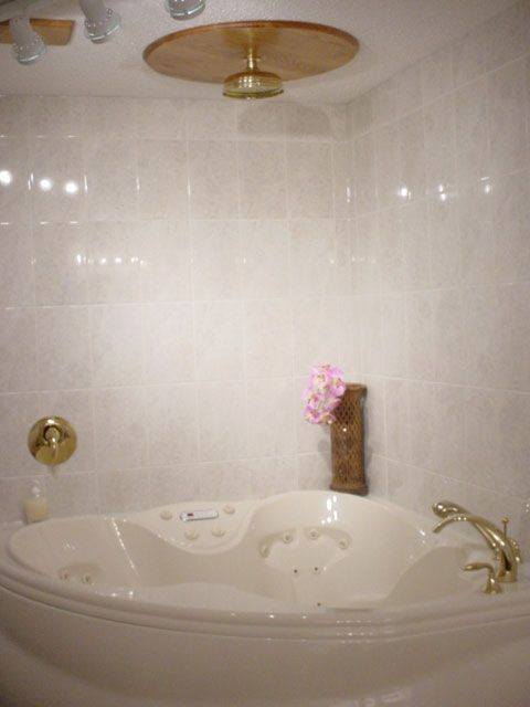 Jacuzzi Tub Bathroom Decor
