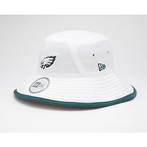 048004ed358 NFL Philadelphia Eagles Training Camp Bucket Hat