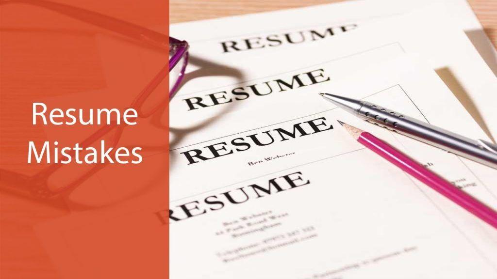 8 Fatal Resume Mistakes To Avoid Careermetis Com Resume Resume Tips Effective Resume