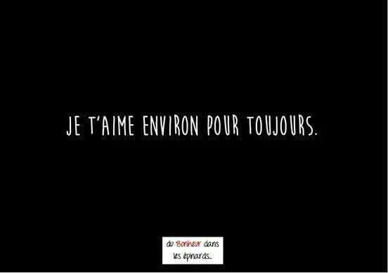 Bonne Nuit Mon Toujours Phrases En Français Love Quotes