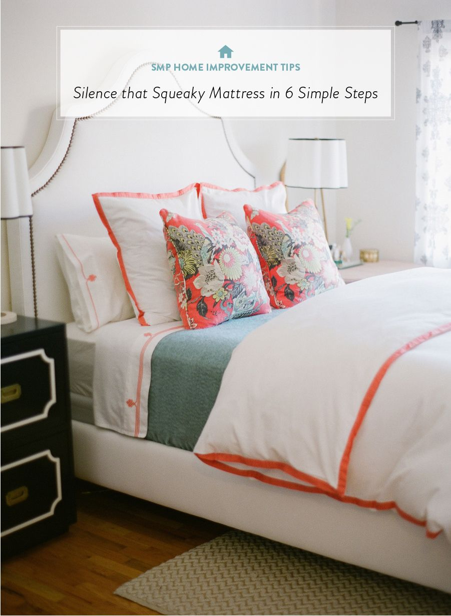 Silence That Squeaky Mattress In 6 Simple Steps Mattress Loft Decor Modern Bed