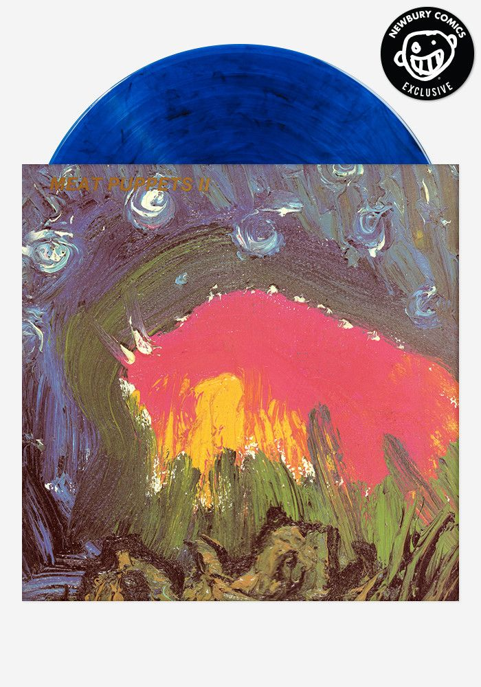 Meat Puppets II Exclusive LP
