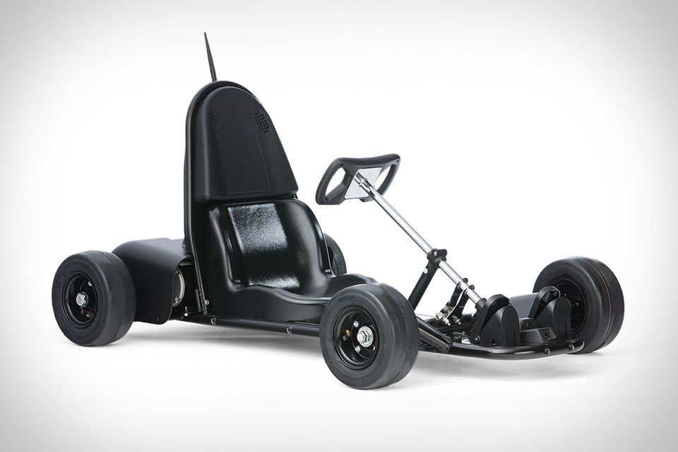 Add This To The List Of Things We Wish Was Around When Were Kids Arrow Smart Kart From Actev Is An Electric Go For 5 9 Years Old