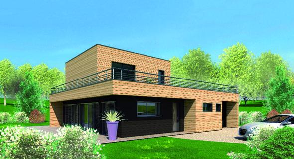 Une vaste maison écologique Intérieur / Extérieur Pinterest - faire une extension de maison