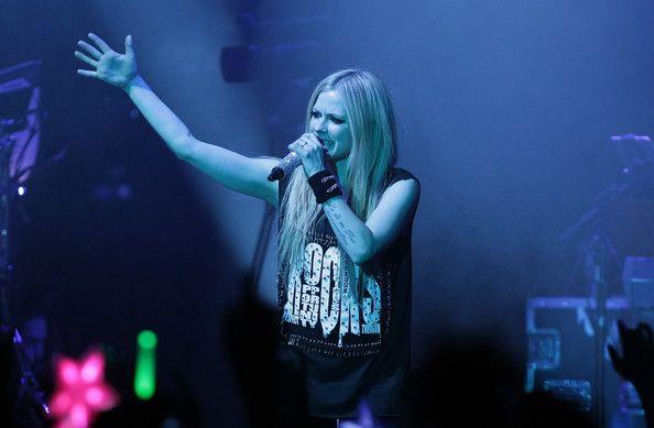 Avril Lavigne Photos Photos: Avril Lavigne In Seoul