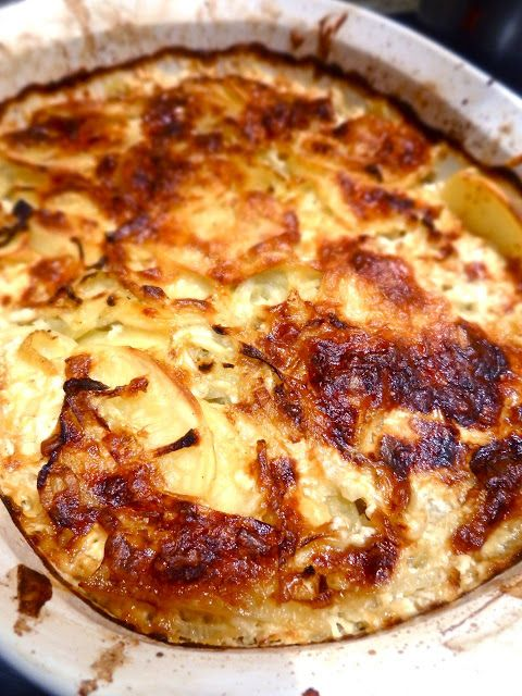 Barefoot contessa scalloped potatoes