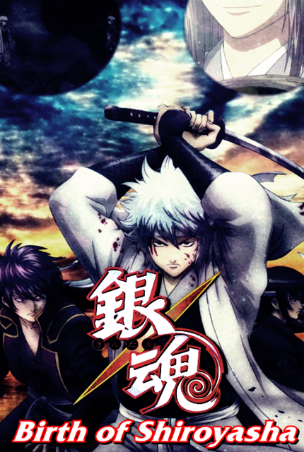 Gintama The Final Movie The Final Chapter ก นทามะ เดอะม ฟว บทส ดท าย ก กาลเวลาฝ าว กฤต พ ช ตอนาคต Hd พากย Movie Covers The Final Movie Best Comedy Anime