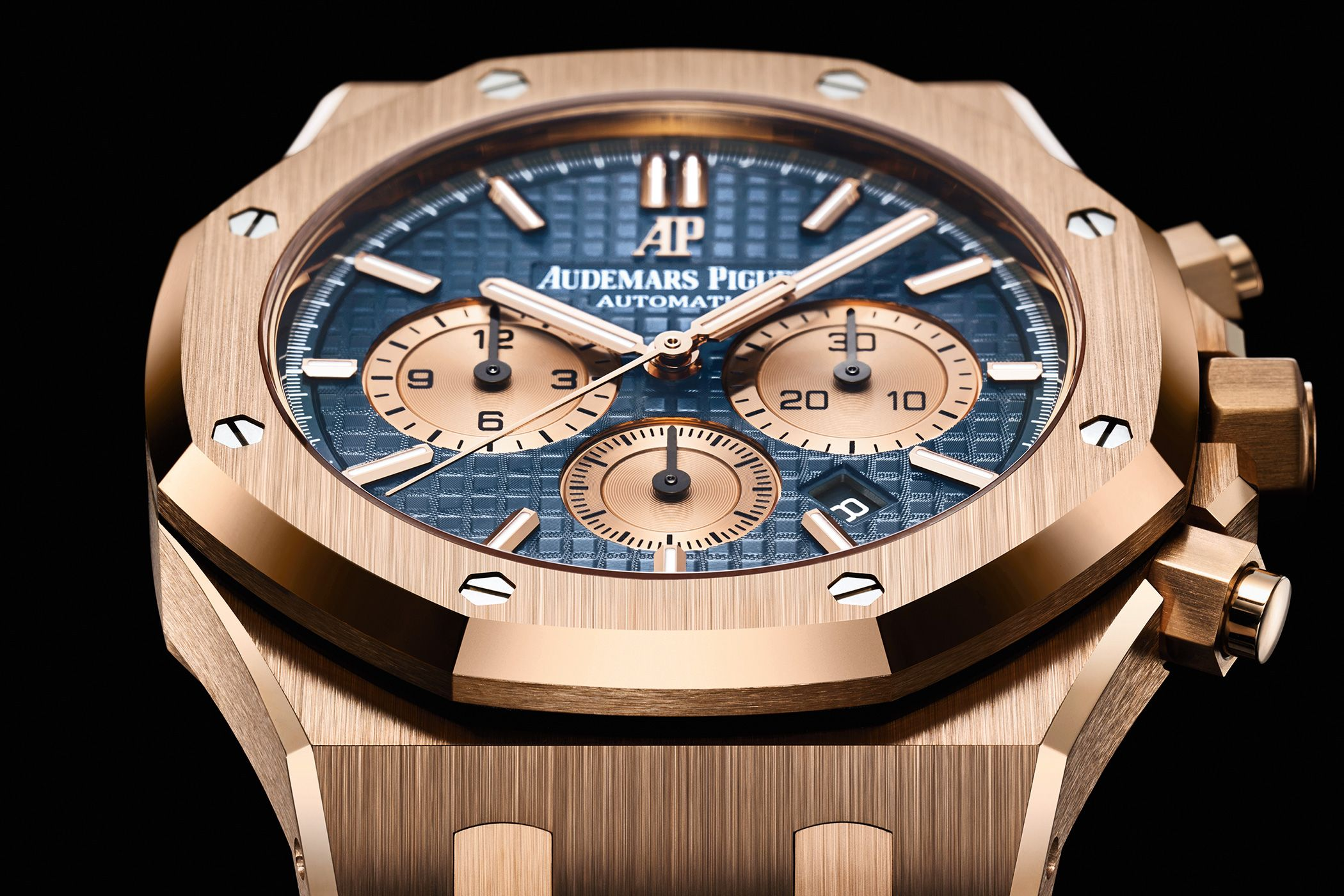 c396146cd62 This year Audemars Piguet hit an important milestone in the form of the  20th anniversary of the Royal Oak Chronograph. Since its inception in 1997