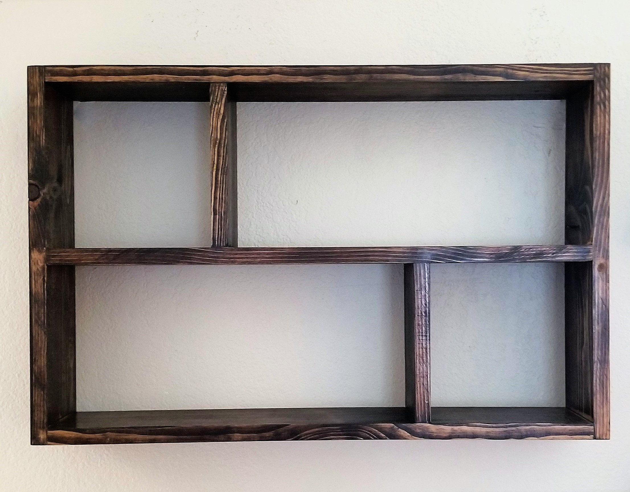 Wall Shelves Shadow Box Display
