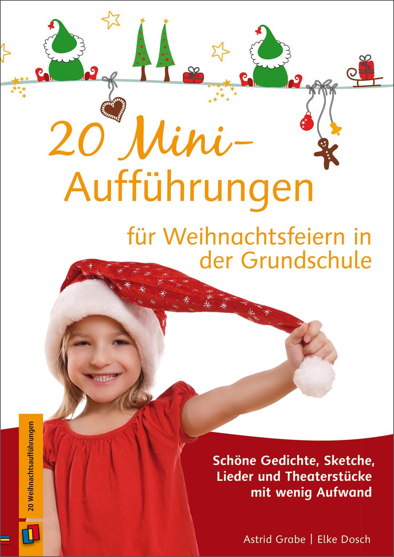 20 Mini-Aufführungen für Weihnachtsfeiern in der Grundschule ...
