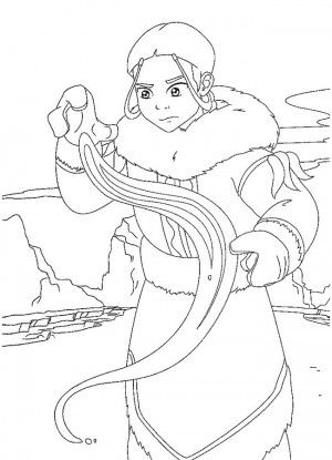 Avatar coloring page 11   doctor who party   Pinterest