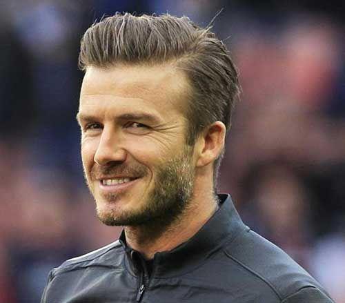 David Beckham Cheveux 2014 2015 David Beckham Hairstyle Beckham Hair David Beckham Beard