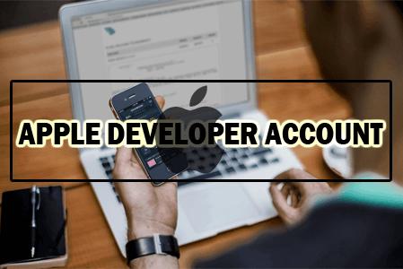 Apple Developer How to Create an Apple Developer Account