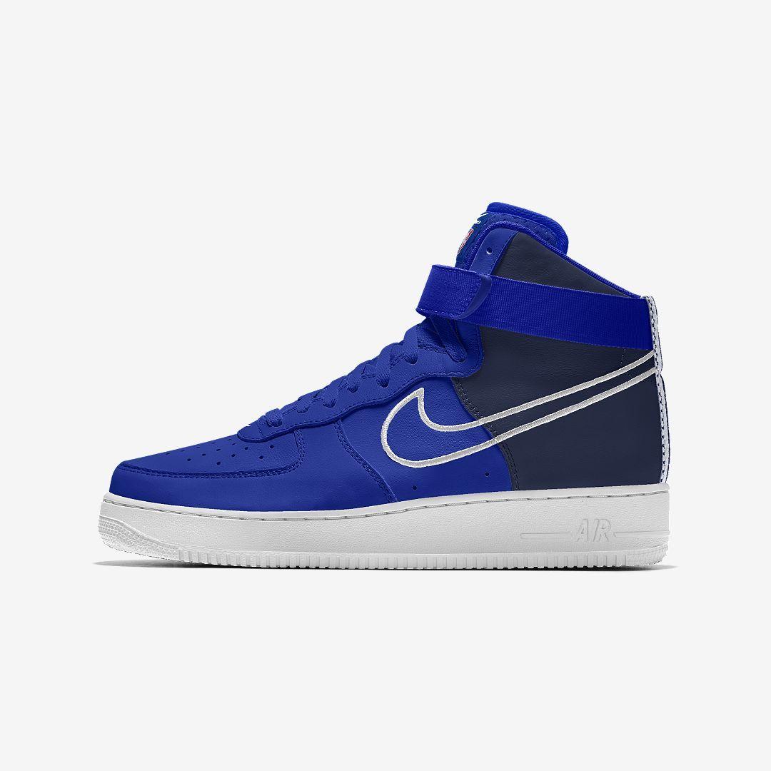 Nike Air Force 1 Low Premium iD (Dallas Mavericks) Men's
