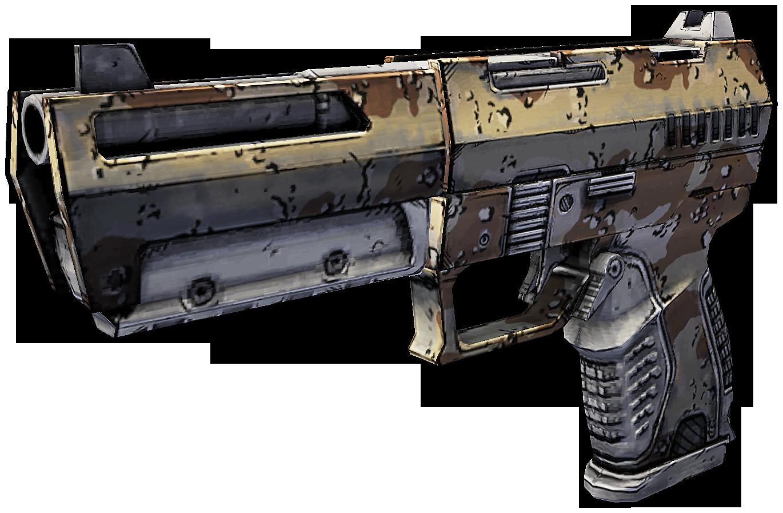 Real life equivalent of Borderlands gun - BL2 General