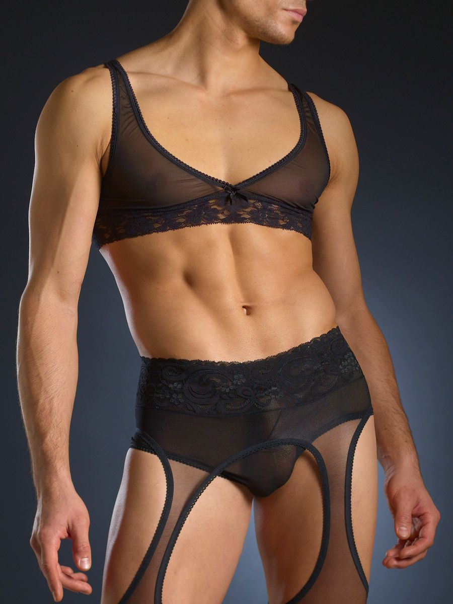 Lingerie Wearing Men 78