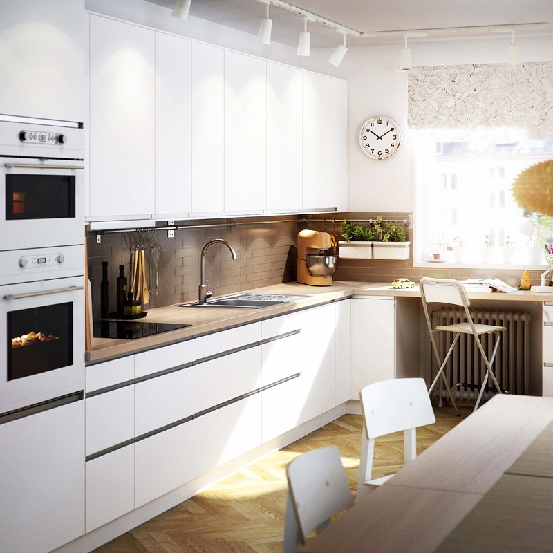 cuisine 2013 top 100 des cuisines les plus tendances cuisine faktum arsta ikea d co. Black Bedroom Furniture Sets. Home Design Ideas