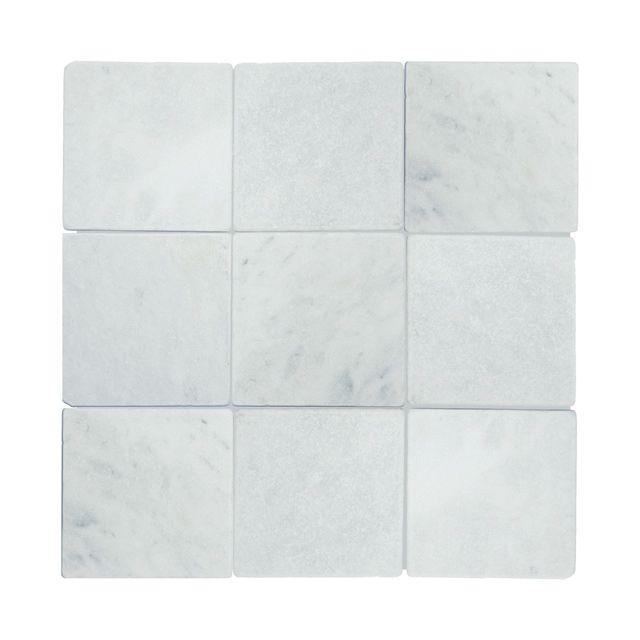 Carrelage Mural Marbre Blanc 10 X 10 Cm Castorama Kitchen