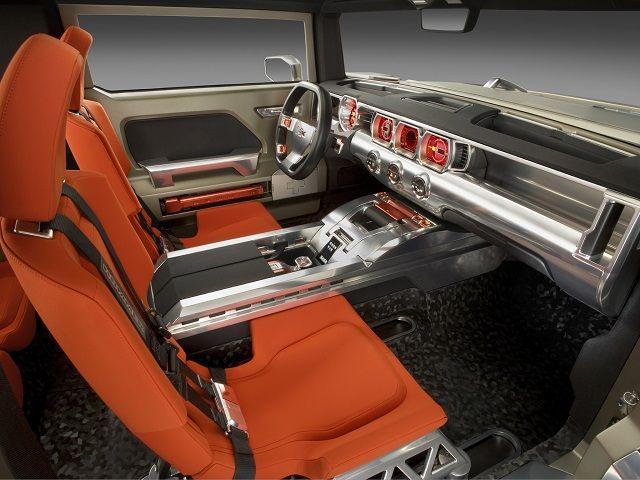Hummer H4 Inside >> New Hummer H4 Hx Suv Interior View Hummer H4 Hx Suv Pinterest
