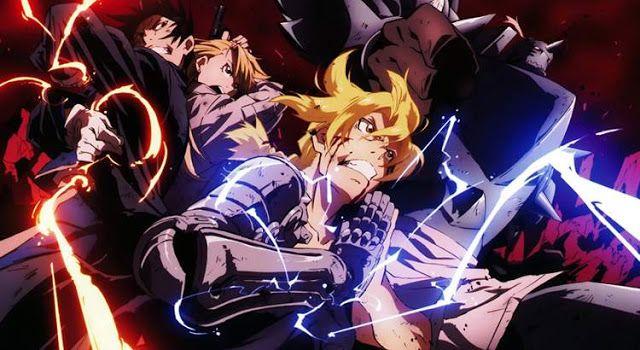 Fullmetal Alchemist Brotherhood Batch English Sub Dub Anime Info Episodes 64 Release