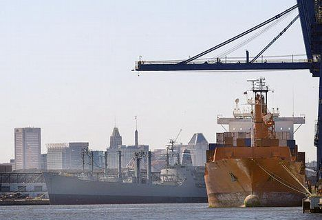 #14. Port of Baltimore (Maryland) bit.ly/pinadrift ...