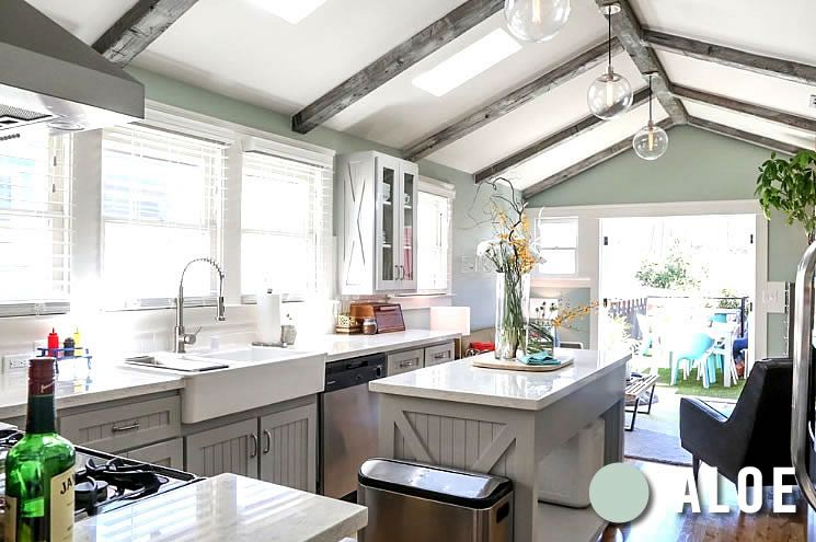 Jeff Lewis Kitchen paint colors jeff lewis uses | photo credit: bethany nauert | home