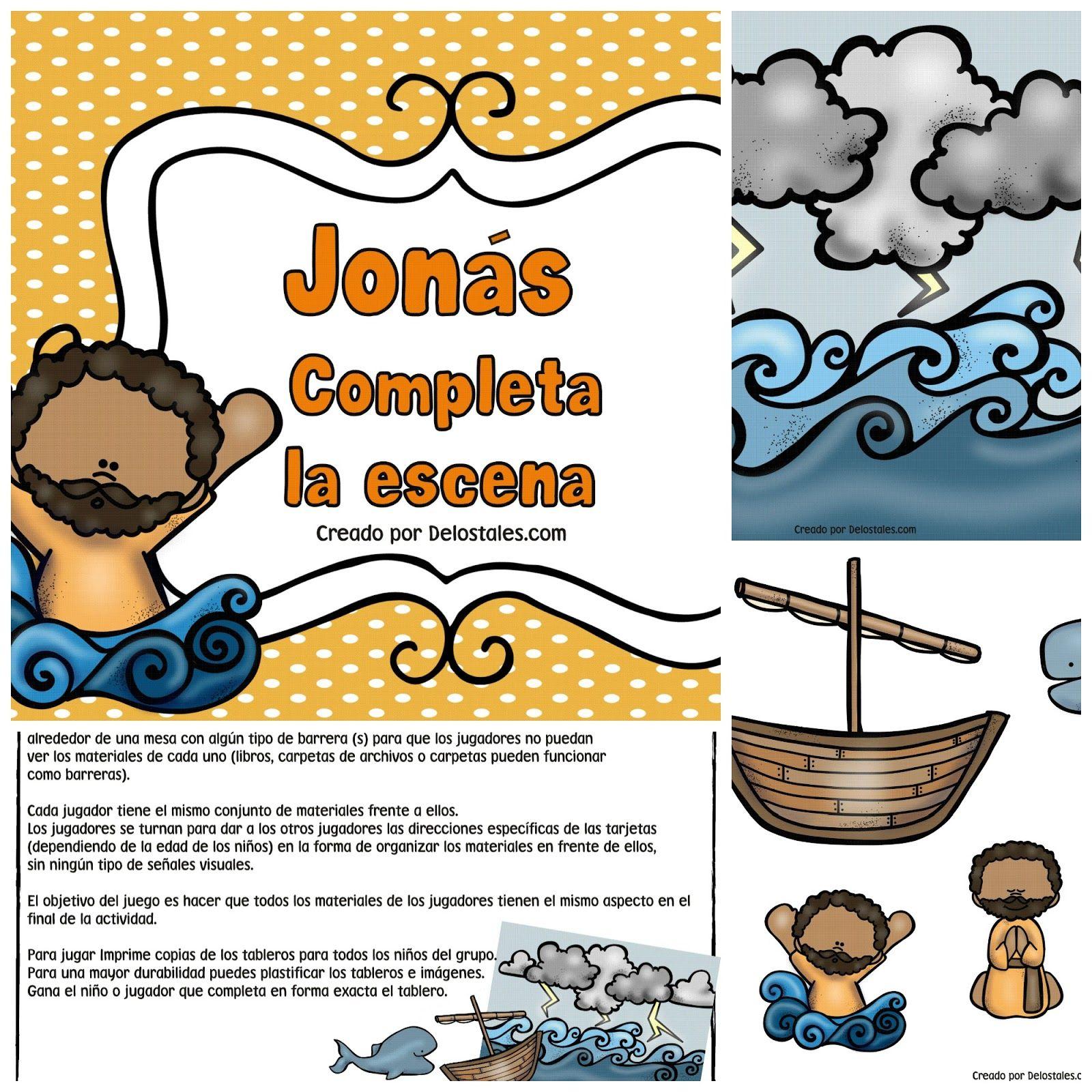 Juegos Bíblicos Jonás Escuela Dominical Devocional Infantil Educación Religio Escuela Dominical Lecciones Bíblicas Para Niños Escuela Dominical Para Niños