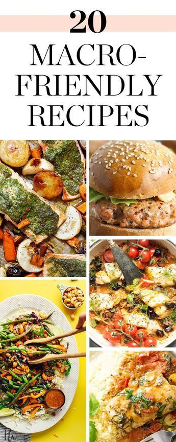20 Macro-Friendly Recipes to Keep You on Track images