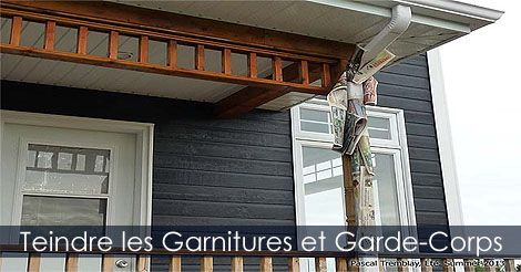 Construire Un Porche construire et faire l'entretien d'une terrasse patio en bois