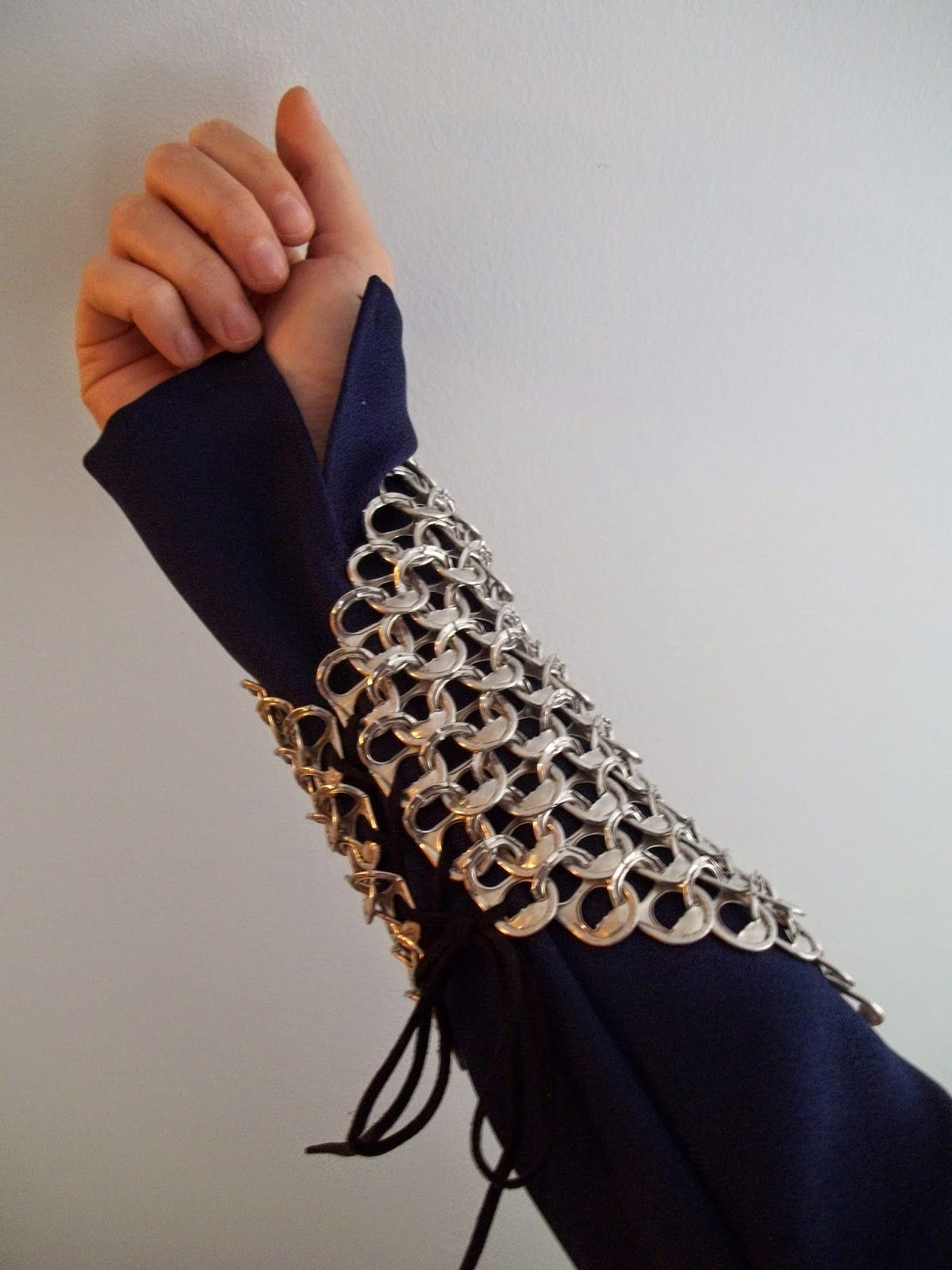 how to make chainmail cosplay