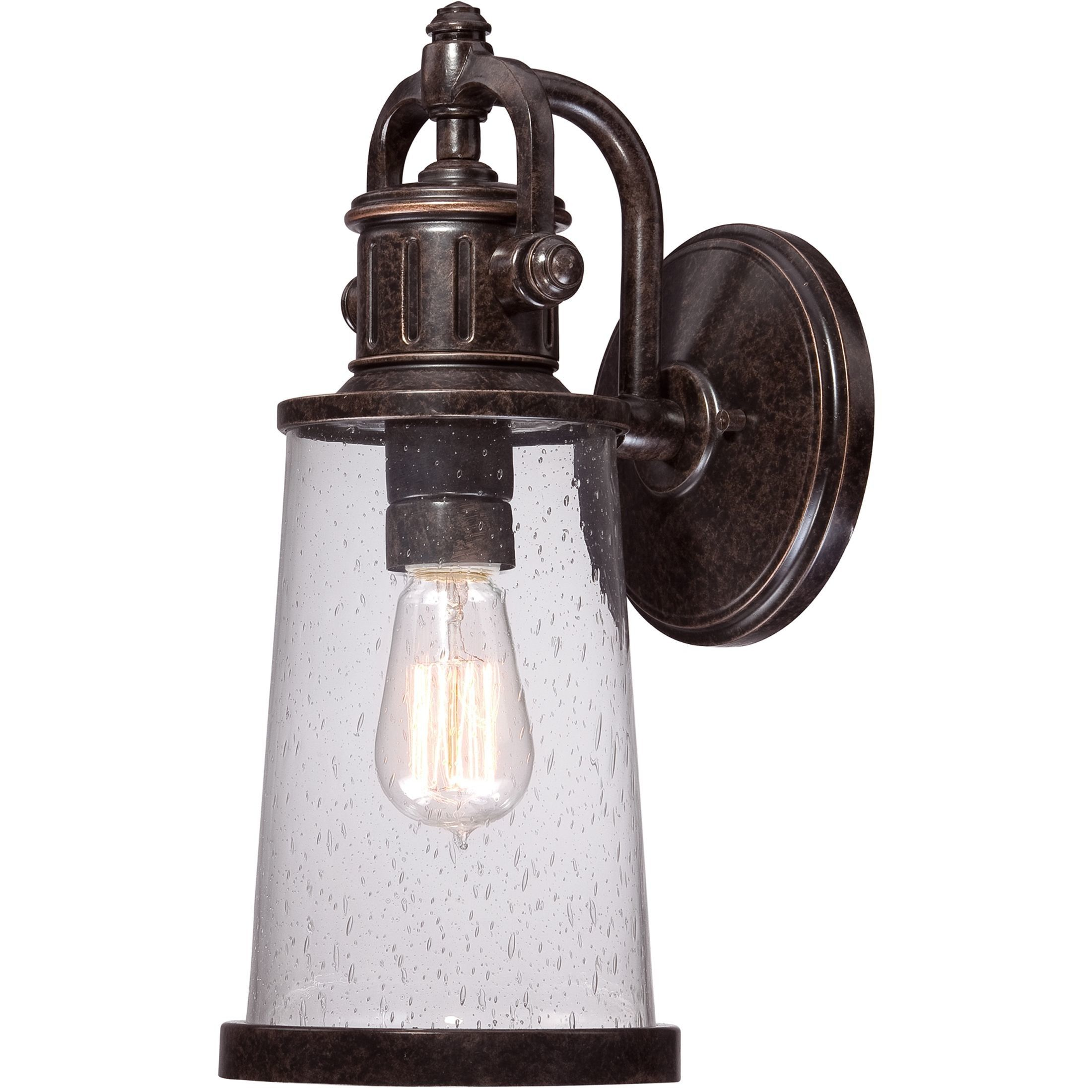 This Fixture Gives The Exterior Of Your Home Both Beauty