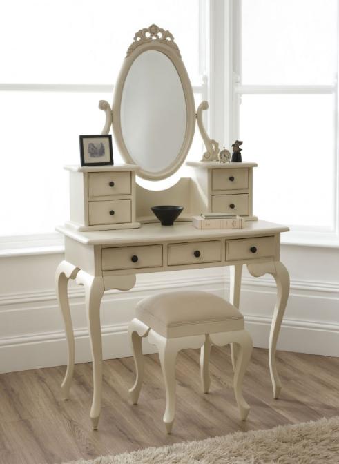 Bordeaux Antique French Dressing Table Set | Produk | Pinterest ...
