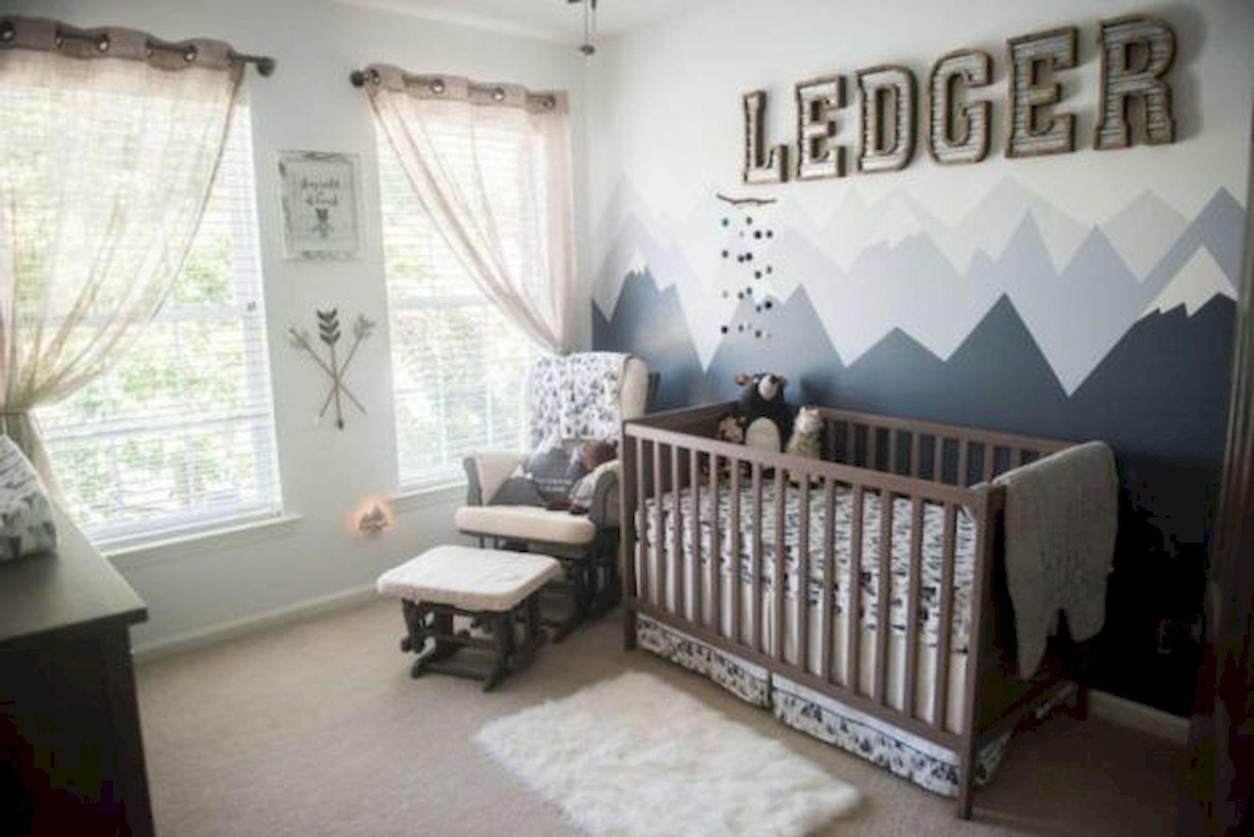 50 Cool Baby Nursery Ideas For Boys Baby Boy Rooms Boy Room