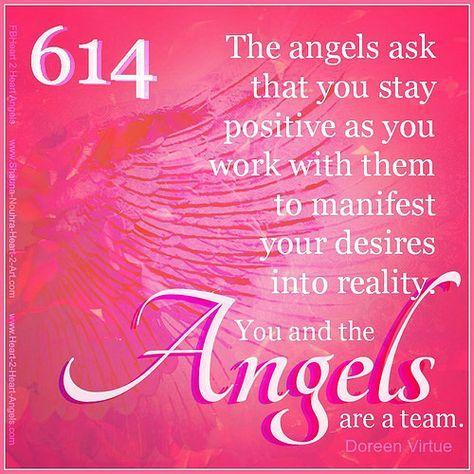 614 angel numbers | Angel numbers, Numerology, Numerology