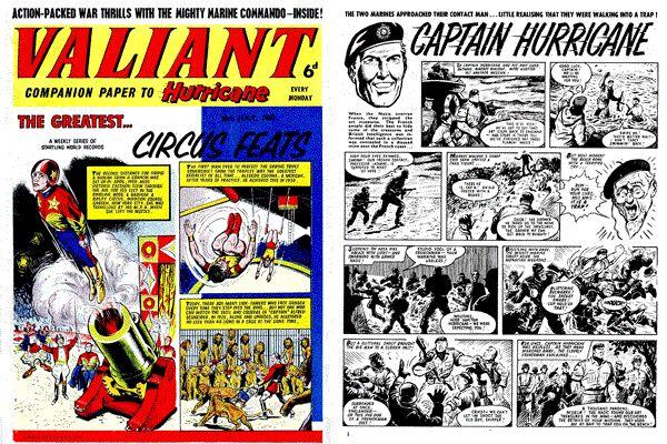 Valiant Comic