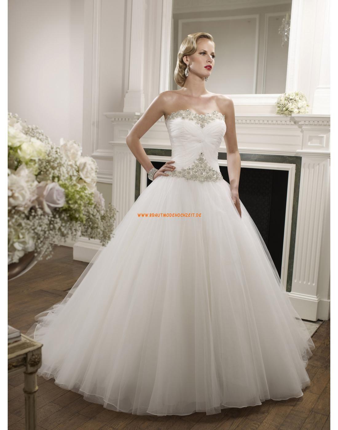 RONALD JOYCE Romantische Traumhafte Brautkleider von Prinzessinstil ...