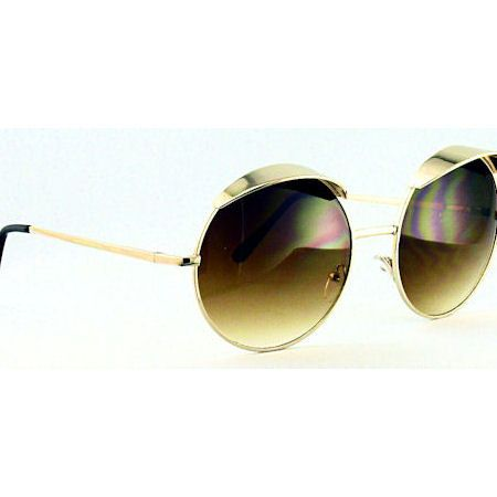 Bentley Metal Visor Sunglasses by wowvintagesunglasses on Etsy, $18.00