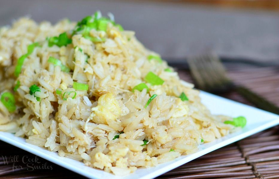 Delicious easy weeknight dinner that can be ready in under 30 delicious easy weeknight dinner that can be ready in under 30 minutes fried rice ccuart Images