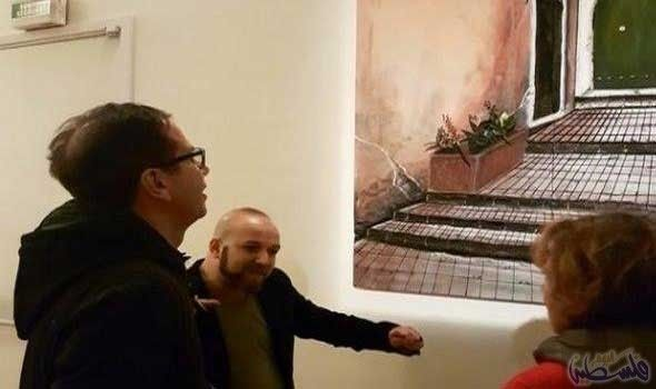 حرب التحرير الجزائرية تظهر في معرض خالد كريم Couple Photos